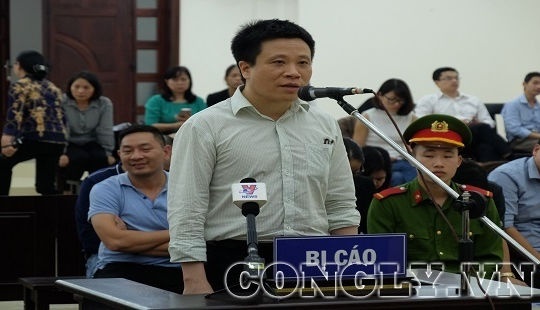 Hà Văn Thắm cùng nhiều đồng phạm chuẩn bị hầu tòa