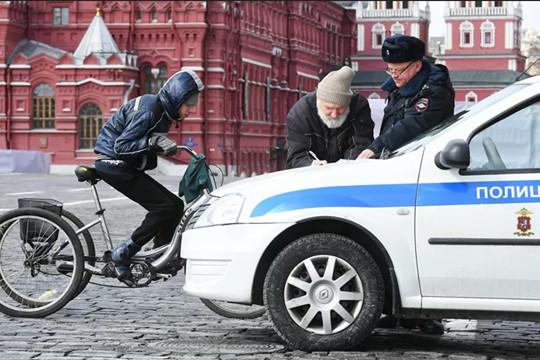 Nga: Moscow áp dụng thẻ thông hành phòng, chống Covid-19