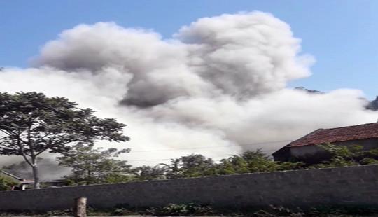 Thanh Hóa: Dân kêu cứu vì mỏ khai thác đá gây ô nhiễm môi trường