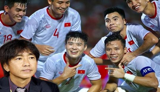 """HLV Miura: """"Đó là cầu thủ xuất chúng nhất của tôi tại Việt Nam"""""""