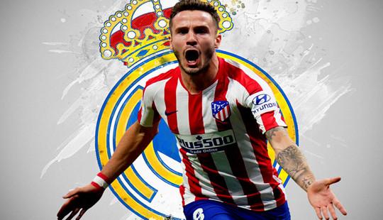 MU và Real Madrid quyết tranh nhau Saul Niguez