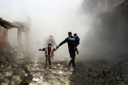 COVID-19: Hội đồng Bảo an thảo luận trực tuyến vấn đề vũ khí hoá học tại Syria
