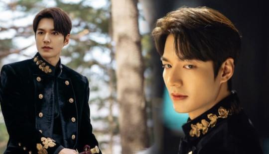 """""""Quân vương bất diệt"""" của Lee Min Ho lập kỷ lục ngay tập đầu"""