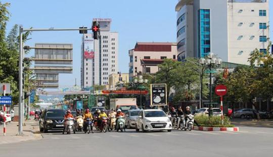 Công an thành phố Thái Nguyên: Xử lý nghiêm các đối tượng vi phạm TTATGT