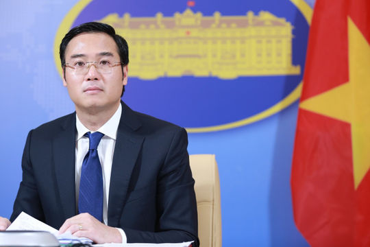 Phản ứng của Việt Nam về công hàm ngày 17/4 của Trung Quốc ở LHQ