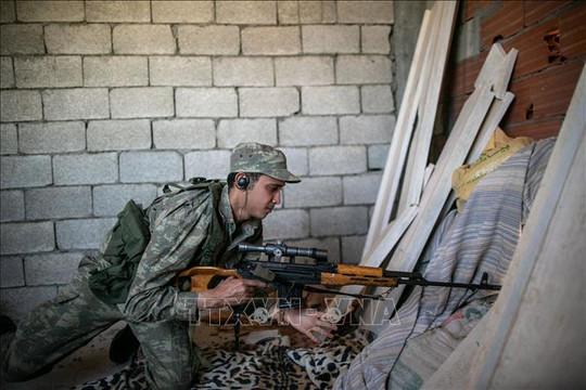 Tin vắn thế giới ngày 26/4: Châu Âu kêu gọi ngừng bắn nhân đạo ở Libya