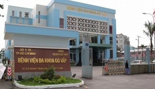Không khởi tố vụ Giám đốc bệnh viện Gò Vấp gom khẩu trang