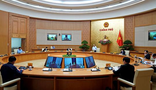 Thủ tướng: Việt Nam đã cơ bản đẩy lùi được COVID-19