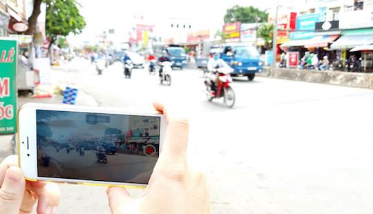 Cục CSGT khuyến khích người dân gửi hình ảnh vi phạm giao thông