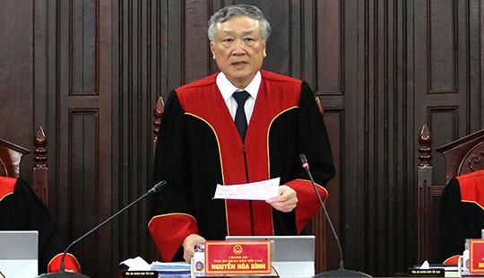 Giám đốc thẩm vụ án Hồ Duy Hải: Bị cáo có bị ép cung, nhục hình không?