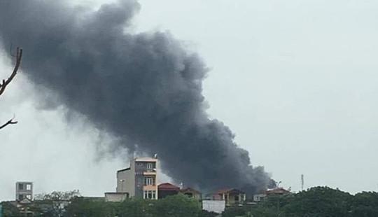 Khởi tố vụ cháy khiến 3 người tử vong ở KCN Phú Thị
