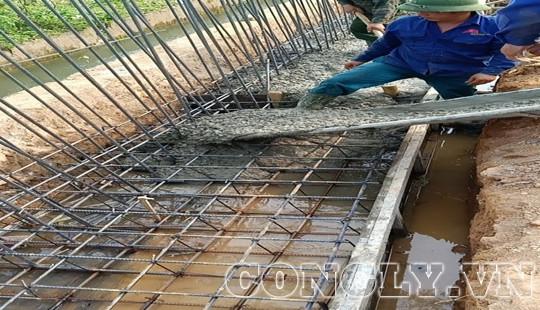 Nghệ An: Bất cập tại dự án nâng cấp đường giao thông từ Quốc lộ 46 đến mộ Vua Mai