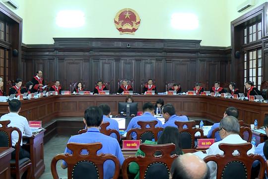 Giám đốc thẩm vụ án Hồ Duy Hải: Vì sao không thu được dấu vân tay của bị cáo tại hiện trường?