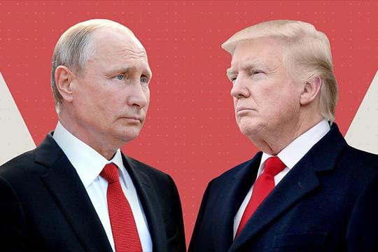 Tổng thống Putin điện đàm với Tổng thống Trump về cuộc chiến chống đại dịch COVID-19