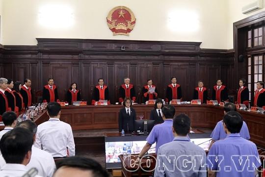 Những căn cứ để HĐTP bác kháng nghị của VKSNDTC đối với vụ án Hồ Duy Hải-Bài 1