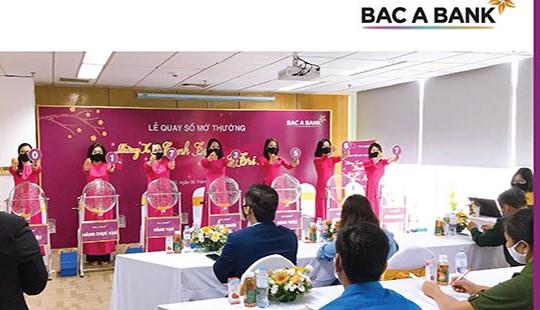 """BAC A BANK công bố kết quả quay thưởng Chương trình """"Mừng Xuân Canh Tý - Gửi lộc tri ân"""""""