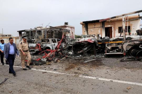 Thổ Nhĩ Kỳ đe dọa sẽ nhắm vào lực lượng của Haftar ở Libya