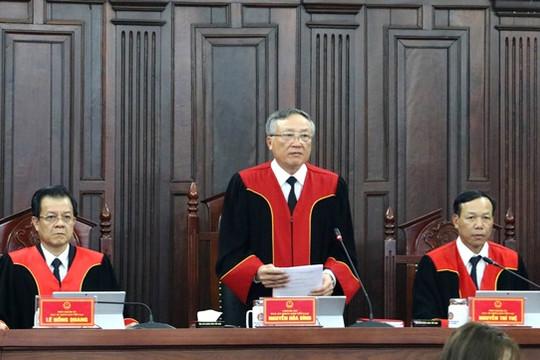 Những căn cứ để HĐTP bác kháng nghị của VKSNDTC đối với vụ án Hồ Duy Hải-Bài 2
