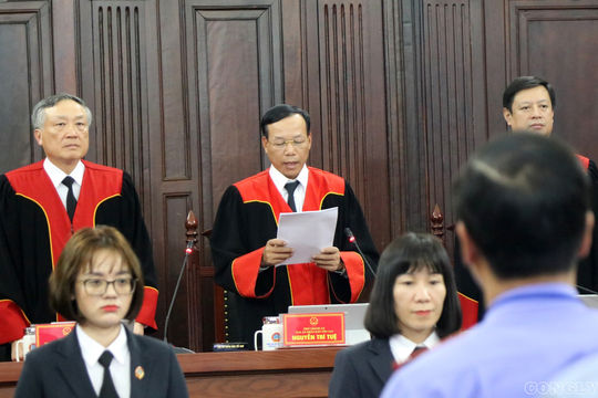 Những căn cứ để HĐTP bác kháng nghị của VKSNDTC đối với vụ án Hồ Duy Hải-Bài 3