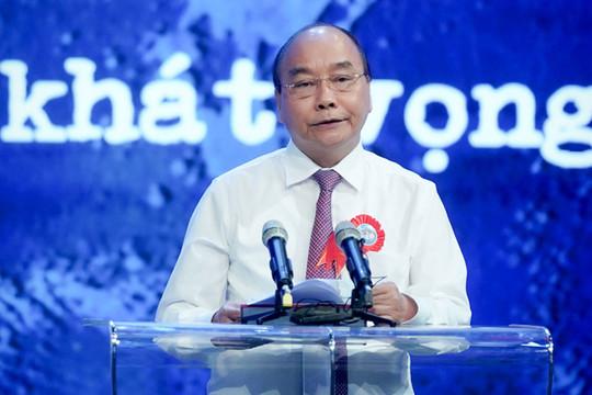 Thủ tướng: Kiên quyết bảo vệ nền tảng tư tưởng của Đảng, phản bác các quan điểm sai trái, thù địch