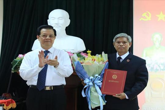 TANDTC bổ nhiệm Phó vụ trưởng Vụ công tác phía Nam