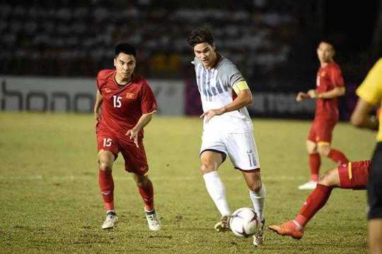 ĐT Philippines có thể sẽ không tham dự AFF Cup 2020
