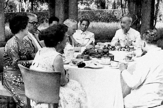 Tư tưởng ngoại giao Hồ Chí Minh trong đường lối đối ngoại Việt Nam