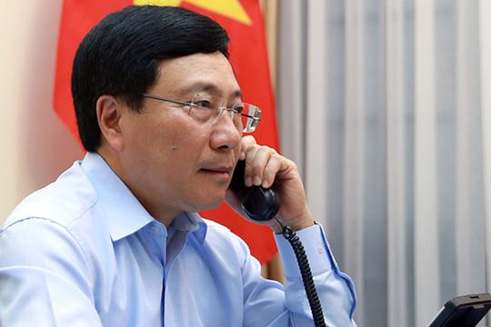 Việt Nam-Italy: Tăng cường tham vấn để triển khai hiệu quả hợp tác trong giai đoạn mới