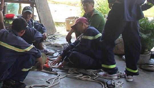 Phú Yên: Hai người đàn ông tử vong dưới giếng