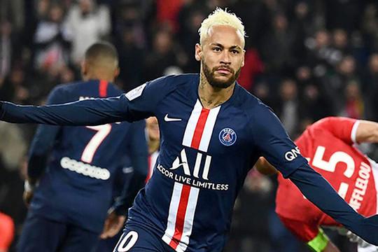 Barcelona thất vọng khi Neymar không rời PSG