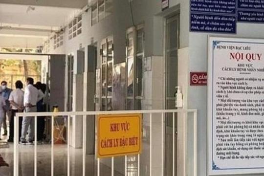 Kiểm điểm vụ người bán hàng rong vào khu cách ly bệnh nhân Covid-19