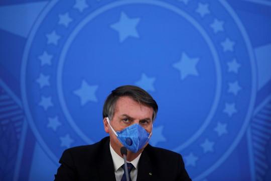 Brazil rung chuyển vì video cuộc họp nội các
