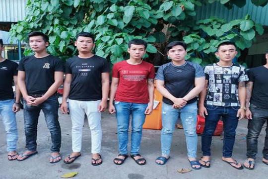 Nhóm thanh niên dùng dao truy sát người vì mâu thuẫn tiền bạc