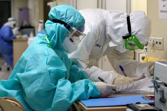 Hơn 113.000 người mắc covid-19 ở Nga đã hồi phục