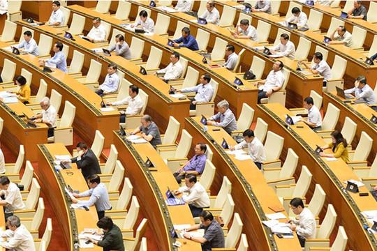 Quốc hội thảo luận dự án Luật Đầu tư theo phương thức đối tác công tư