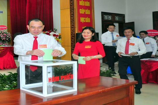 Đại hội Đảng bộ Cơ quan TAND tỉnh Quảng Ninh