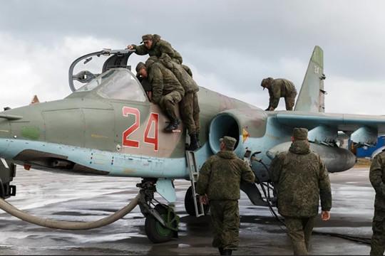 Tổng thống Nga Putin chỉ thị mở rộng căn cứ ở Syria