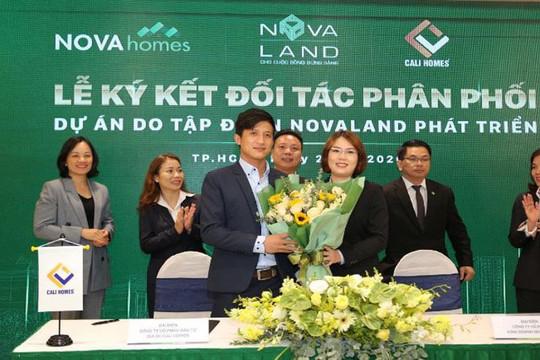 Thêm đại lý phân phối uy tín hàng đầu, thêm cơ hội sở hữu những sản phẩm ấn tượng do Novaland phát triển