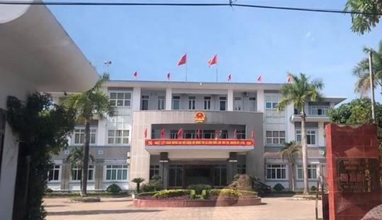 Thu hồi quyết định bổ nhiệm Trưởng, Phó phòng Tài chính Bỉm Sơn