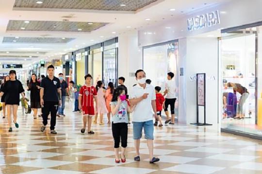 Trung tâm thương mại 'lên ngôi' sau dịch COVID-19