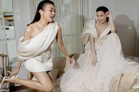 Hồ Ngọc Hà, Thanh Hằng khoe thần thái ngút ngàn trên tạp chí Vogue
