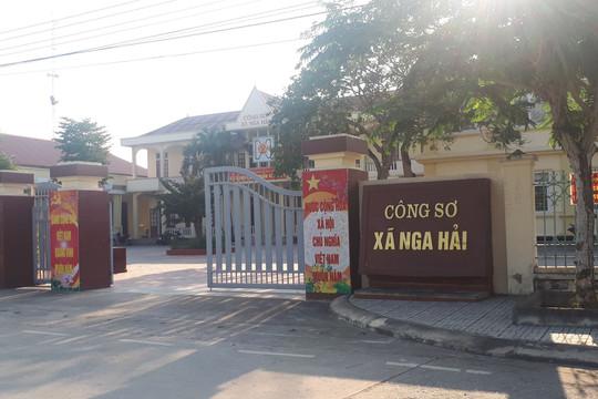 Nga Sơn, Thanh Hóa: Bí thư Đảng ủy xã Nga Hải bị tố dùng bằng cấp 3 giả