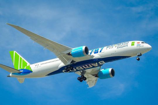 Bamboo Airways tiếp tục bay khứ hồi Việt Nam-Ý đưa công dân EU hồi hương ngày 12/6