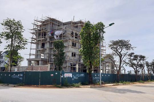Thanh Hóa: Xử phạt doanh nghiệp ngang nhiên xây dựng biệt thự không phép