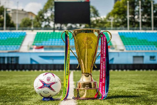 Lễ bốc thăm vòng bảng AFF Cup 2020 bị hoãn