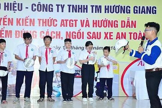 Trường THCS Tô Hiệu (Lê Chân, Hải Phòng): Điểm sáng về giáo dục pháp luật cho học sinh