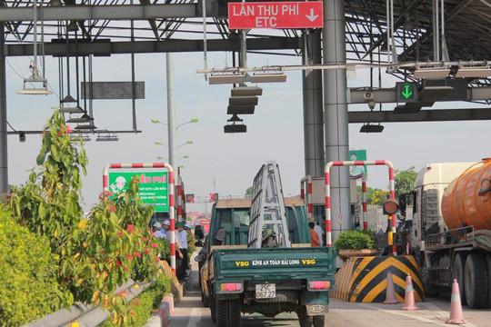 Chính thức thu phí không dừng cao tốc Pháp Vân- Ninh Bình