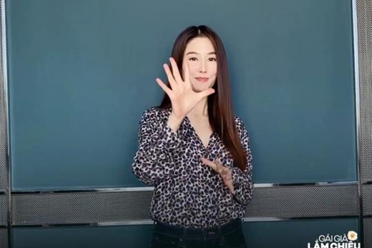 """Ninh Dương Lan Ngọc, Diễm My 9X chúc mừng sinh nhật """"Gái già lắm chiêu"""""""