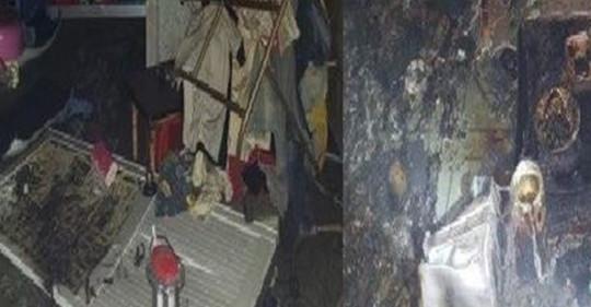Đôi nam nữ chết trong nhà trọ nghi bị ngạt khí