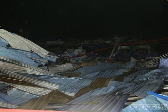 Vĩnh Phúc: Lốc xoáy kinh hoàng khiến 3 người tử vong